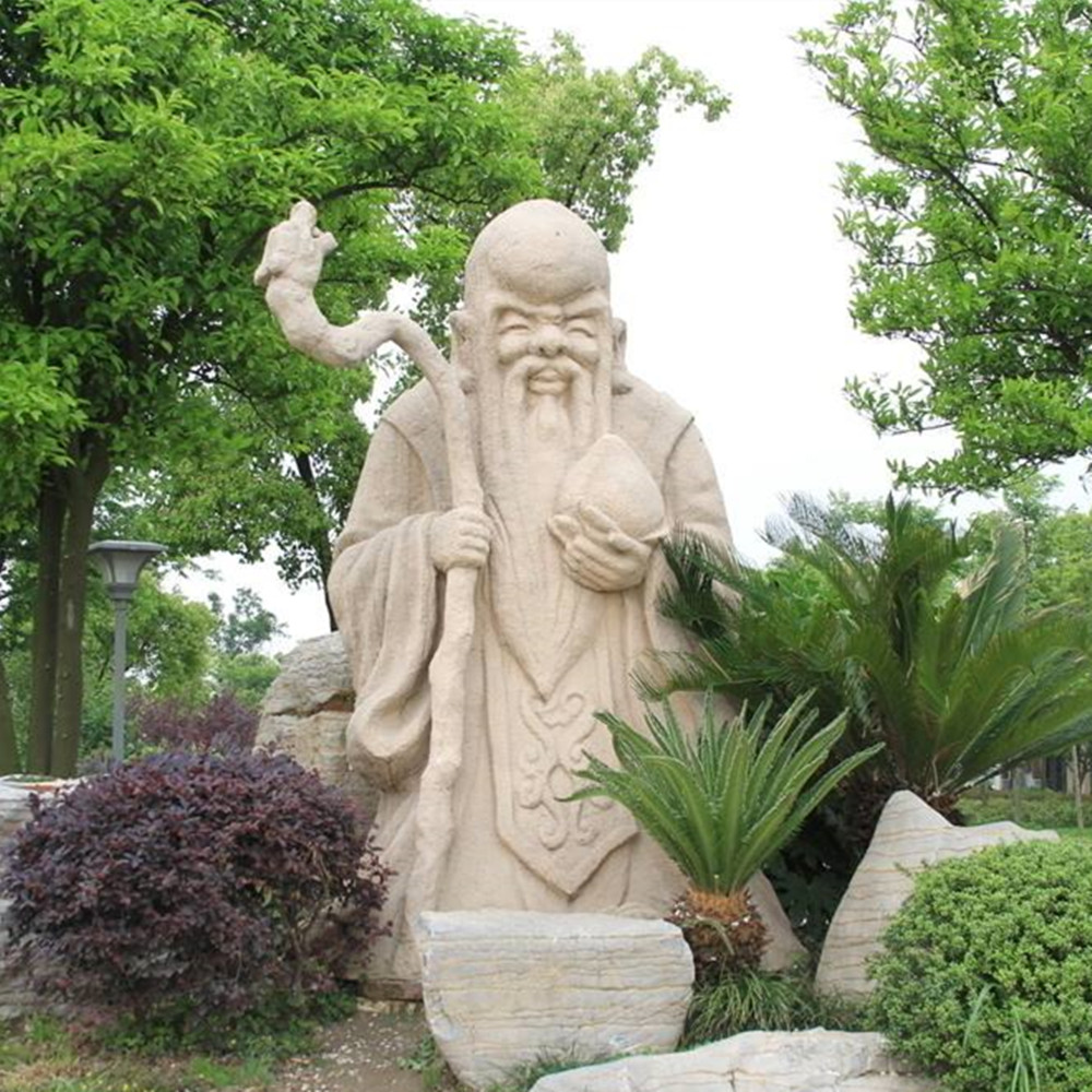 Chinese granite garden statues for sale