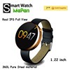 sports waterproof kids pedometer smart watch phone with touch screen direct buy from china