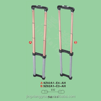 Guangzhou JingXiang Detachable Trolley Handles Luggage Handle Parts Accessory For Airport Luggage Trolley Cart