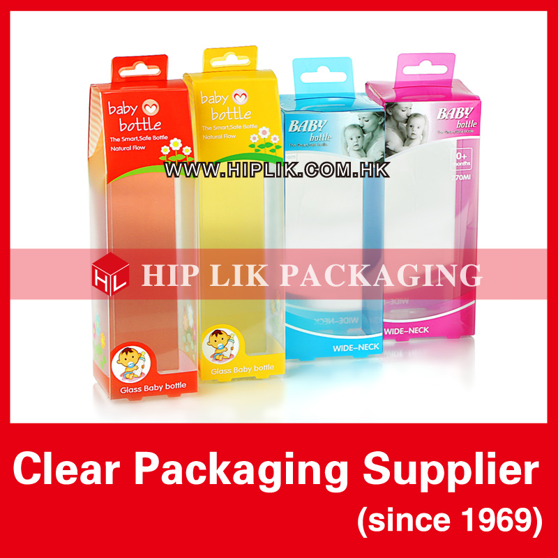 Plastic Packaging Manufacturer / Baby product packaging