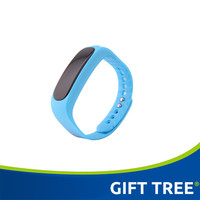 waterproof bluetooth 4.0 smart bracelet wearable E02 fitness band sleeping tracker smart watch