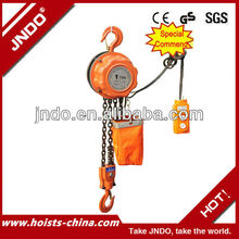 Special Commend JDHK Type Electric Chain Hoist