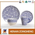 Wholesale Decal Printing 16PCS Dinnerware Factory Customized