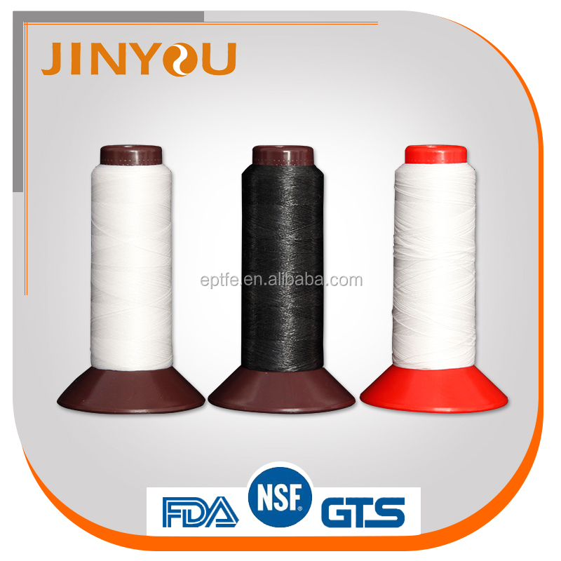 100% PTFE industrial thread
