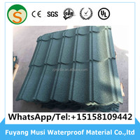 Modern Colorful Wood keralametal roof tile,Roof Shingles Prices