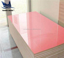 Factory Low Price wholesale easy to install high gloss coated uv mdf board