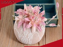 Wholesale designer hair fascinators and sinamay fascinator hats