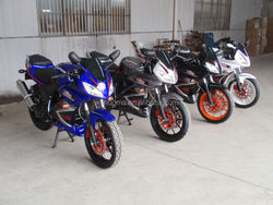 Best-selling 150cc racing motorcycle with high quality low price and EEC