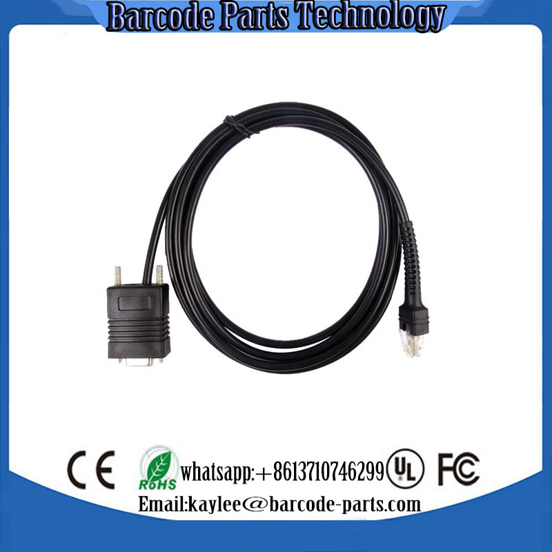 New USB To RS232 COM 2Meter Cradle Cable For Symbol MC3000 MC75 MC1000 Barcode Scanner Pda Parts