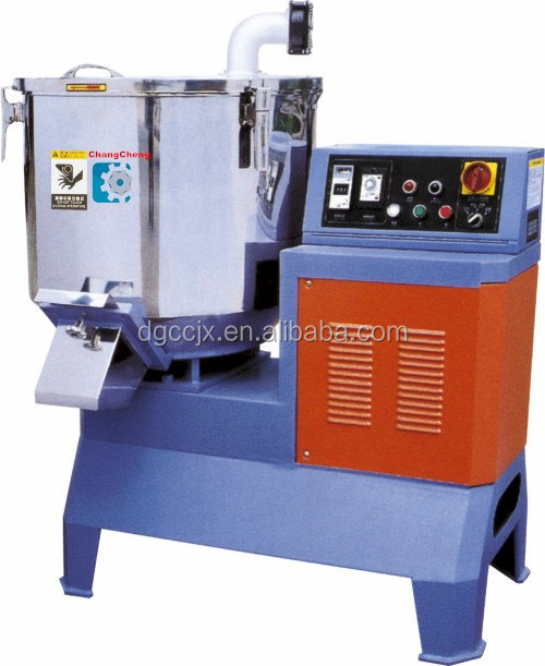 easy to operate plastic dry color mixer