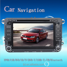 LJD best quality car navigation for golf5 bora5