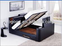 Lift Storage Bed TV Bed TB016-4
