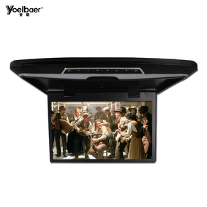 17 Inch Roof Mount Flip Down Monitor for Car/Bus/Truck Monitor
