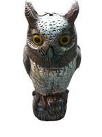 garden owl, pest control, bird scarer