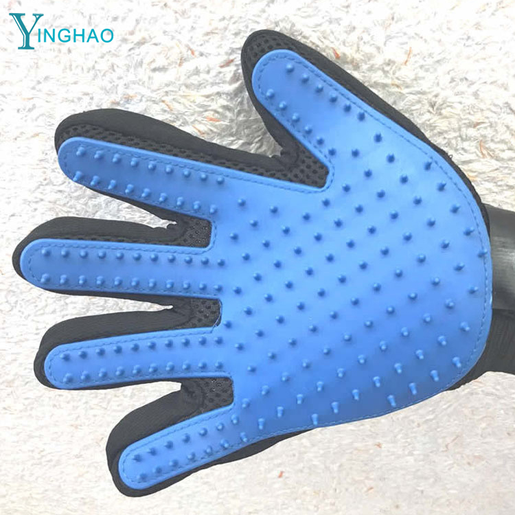 Product Silicone <strong>Pet</strong> Body Hair Cleaning Glove, <strong>Pet</strong> Grooming Dogs Bath, <strong>Pet</strong> Supplies Blue Shop Dog