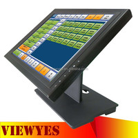 17 inch 5 Wires Resistive Touch Screen Monitor