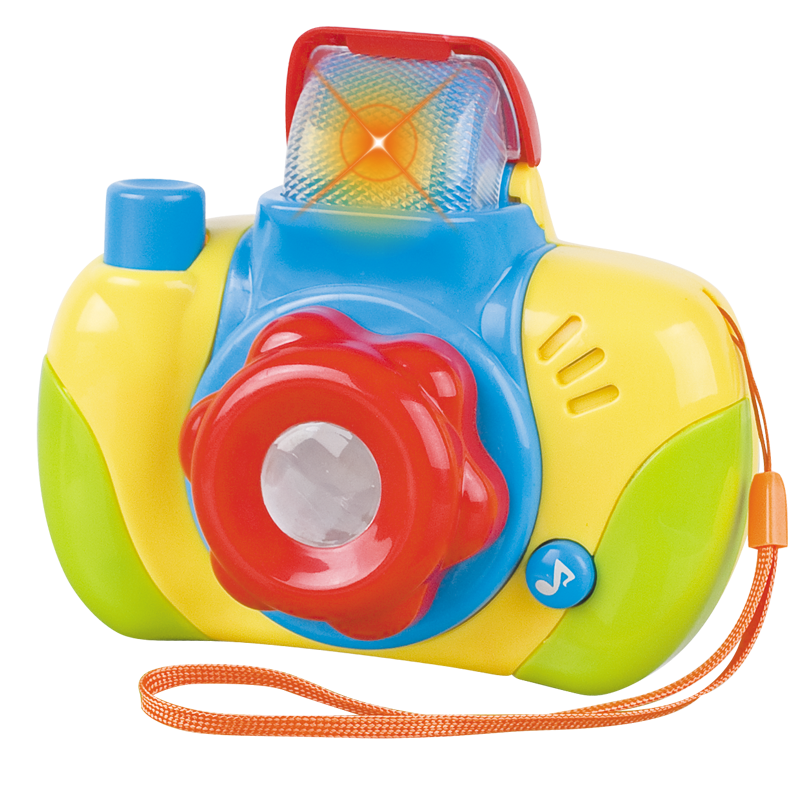 Toy Mini B/O camera sale for kids ,camera with sounds and music