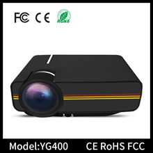 Promotional Pricing Projector YG400 projector 1000 lumens mini projector with tv tuner