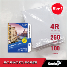 RC SEMI GLOSSY PHOTO PAPER