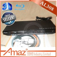 Real 3D Blu-Ray 5.1 channel multi region dvd player