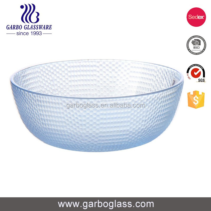 Hot Selling glass mixing bowl with guangzhou furniture