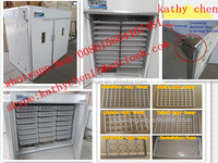 egg incubator in kenya/chicken farm incubator for sale/chicken farm hatching machine
