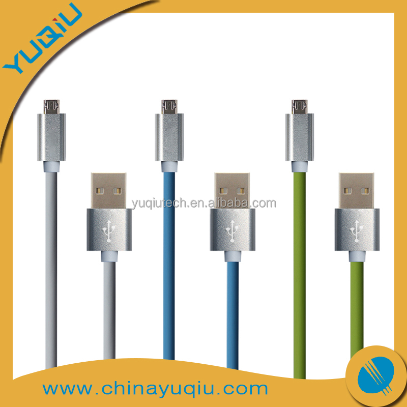 Good Price Two Sided Micro USB Cable For Andriod Mobile Phone