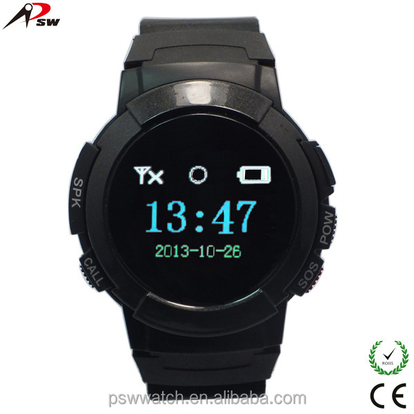New design 2015 fashion watch SOS bluetooth watch silicone strap wrist watch for lady and men