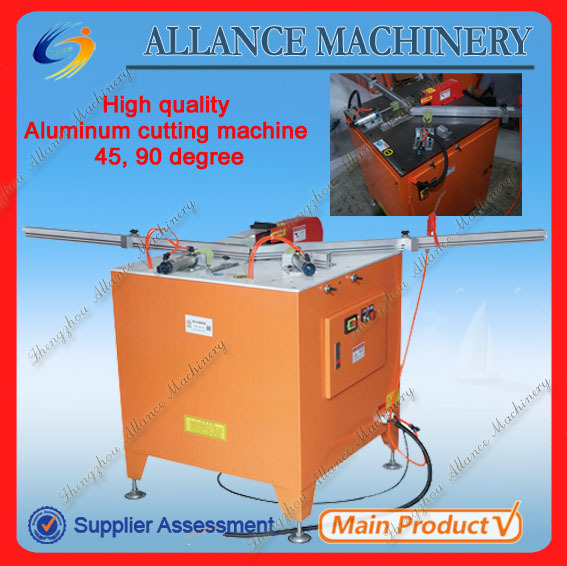 31 ALYD-B Aluminum edge banding cutting machine