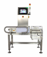 Hot sake check weigher.checkweigher pakistan