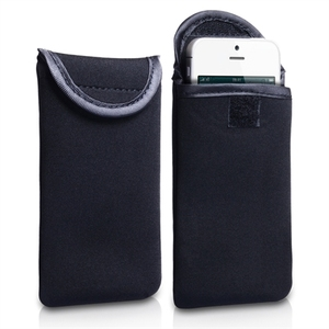 Customized Neoprene mobile phone bag/pouch