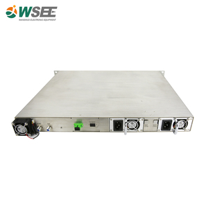80~200KM 1550nm external modulation optical transmitter for PON with CATV