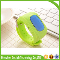 2016 latest design light up digital watches child gps tracker wrist watch gps electronic reminder device kids tracking device
