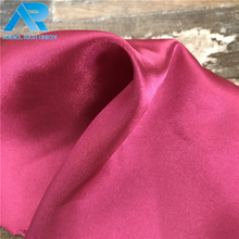 Best selling make to order korean organza satin fabric with CE certificate