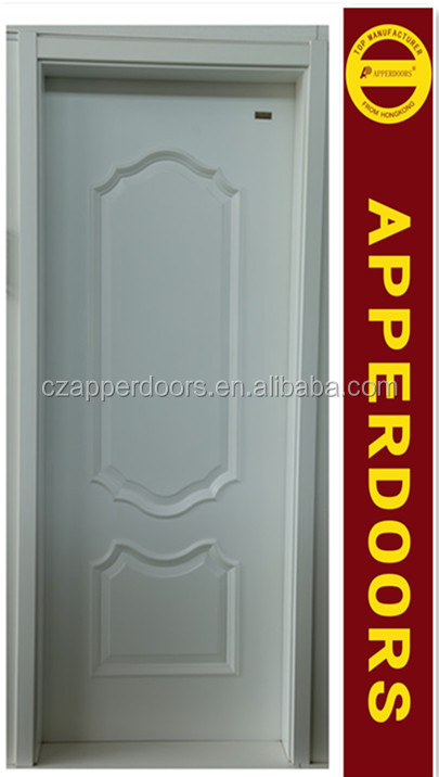 Good quality heat transfer insulated WPC interior doors