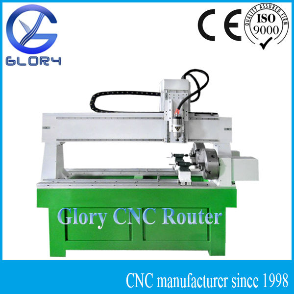 Rotary Cylindrical Mould Making/Engraving CNC Machine
