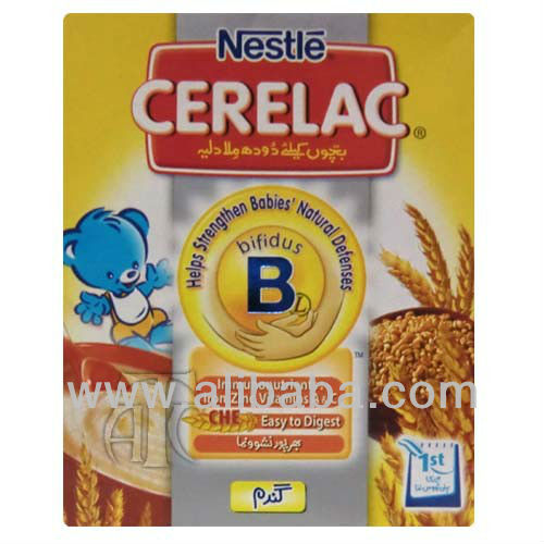 Nestle Cerelac Wheat Stage-1