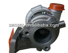 Application of Isuzu turbocharger TD04HL-15T-12