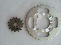 good quality and hot sales motorcycle sprocket CD100 36T 14T