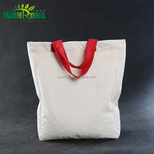 low price reusable durable customized logo printing cotton canvas tote bag reusable shopping canvas bag