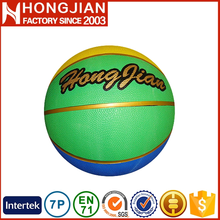 HB007 kid no.3 custom basketball price for children toys