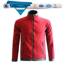 European style high quality winter running outdoor jacket with pockets
