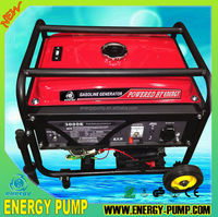 HOT SELLER! 1kva 2kva 2.5kva 3kva 5kva 6kva 7kva PETROL GENERATORS High performance low consumption