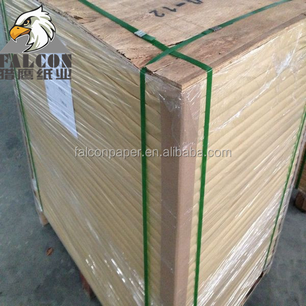 China Supplier White Coated Duplex Paper Board in Ream