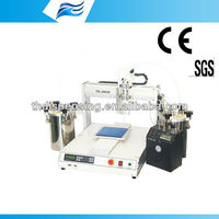 TH-2004D-2004AB High quality 3 axes desktop automatic ab glue dispensing robot
