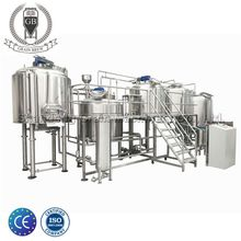 3000l alcohol distillation equipment /commercial beer brewing equipment /industrial brewery equipment