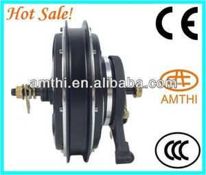 hub motor 1kw, New Style Rear Hub Motors for Pedal Electric Bicycle, 36v 350w electric bicycle motor , AMTHI