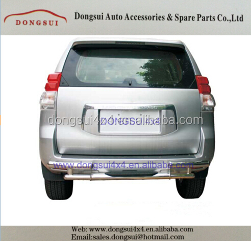Toyota Prado FJ150 2009+item, Car Accessories bumper,Car Rear Bumper Guard,
