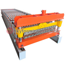 Plastic cable tray roll forming machine for wholesales