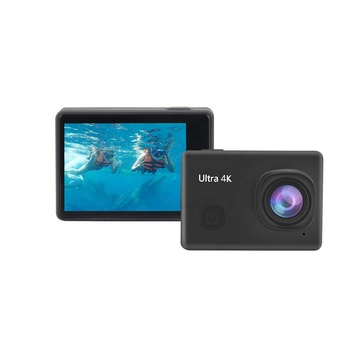 Outdoor Mini Sports Waterproof Diving 4k Action Camera With Motion Detection